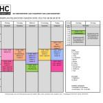 RHC Trainingsplan Feldsaison 2018
